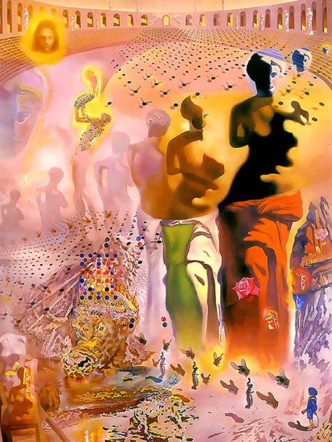 El Torero Alucinogeno - cocteaulab - Dali - Stereolab