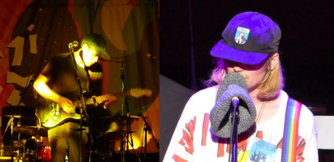 Captured Tracks in Lima: DIIV and WILD NOTHING (November 2015 | Peru)